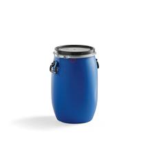 Plastový sud, 60 l, modrý