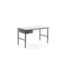 Pracovní stůl Cargo, 1600x750 mm, 1 zásuvka