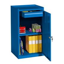 Skříňka na nářadí, 900x500x450 mm, modrá