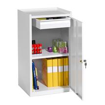 Skříňka na nářadí, 900x500x450 mm, bílá