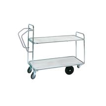 Vychystávací vozík, 1250x620 mm