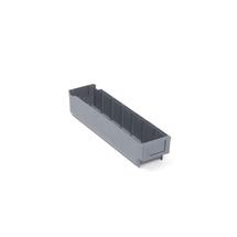 Plastový box, 400x94x80 mm, šedý