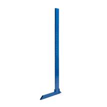 Stojan konzolového regálu Wide, jednostranný, výška 3400 mm, pro ramena 600 mm