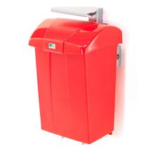 Odpadkový koš na baterie