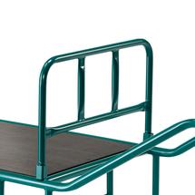 Stěna k vozíku, 350 mm