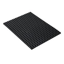 Vstupní rohož Effect, 1000x750 mm, černá