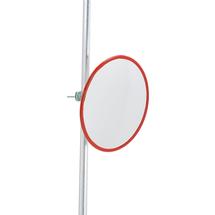 Bezpečnostní zrcadlo, Ø 500 mm, akrylátové