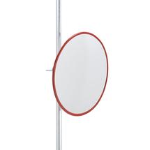 Bezpečnostní zrcadlo, Ø 600 mm, akrylátové