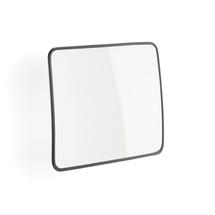 Průmyslové zrcadlo, 800x600 mm, interiérové, akrylát