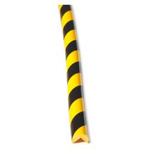 Ochranný pěnový roh, půlkruh, 40x40 mm, 5 metrů