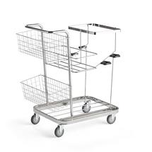 Úklidový vozík, 700x550 mm