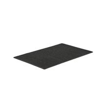 Vstupní rohož Enter, 1800x1200 mm, antracitově šedá