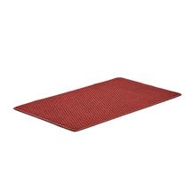 Vstupní rohož Enter, 1500x900 mm, červená