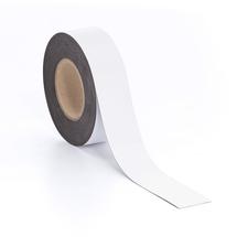 Magnetická páska, 50 mm, délka 20 m, bílá