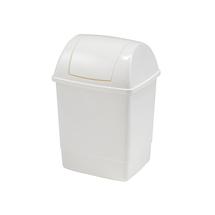 Odpadkový koš Sheridan, 12 l, bílý