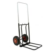 Skládací rudl, 150 kg, kola odolná proti proražení