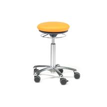Stolička Pilates Bristol, oranžová