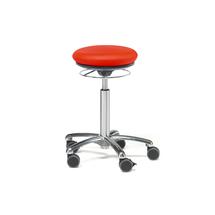 Stolička Pilates Bristol, červená