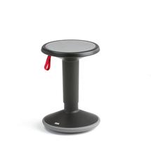 Stolička Up, černá