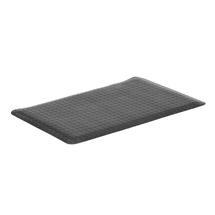 Protiúnavová průmyslová rohož Super, 910x600 mm, černá