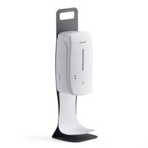 Bezdotykový dávkovač gelové dezinfekce, stolní