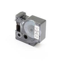 Páska do štítkovačů, černá/bílá, šíře 19 mm, 5 ks