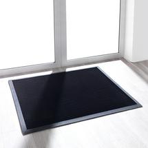 Vstupní rohož Spike, 800x600 mm, černá
