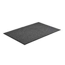 Vstupní rohož Two, 1200x1800 mm, šedá