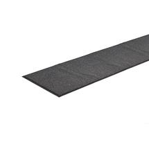 Vstupní rohož Two, 900 mm, metráž, šedá