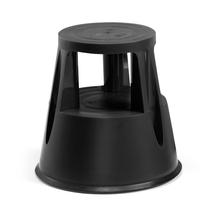 Posuvné stupátko, plastové, černé