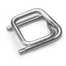 Kovové vázací spony, 16 mm, 1000 ks