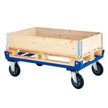 Vozík na palety,nízký, 500 kg