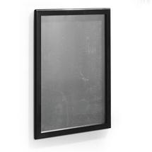 Zaklapávací rám, 500x700 mm, černá