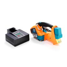 Akumulátorový páskovač, na PP a PET pásky