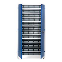 Dílenská skříň s 60 boxy, 1900x1000x400 mm