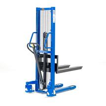 Ruční hydraulický zdvihák, výška zdvihu 1600 mm
