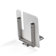 Plošina pro elektrický zdvihací vozík, s výřezem, 450x460 mm