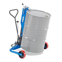 Vozík na sudy, hydraulický, 250 kg