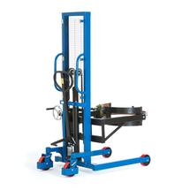 Hydraulický manipulátor se sudy, 400 kg, max. naklopení 120°