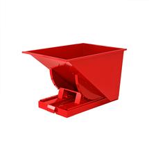 Výklopný kontejner Spectra, 150 l, červený