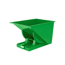 Výklopný kontejner Spectra, 150 l, zelený