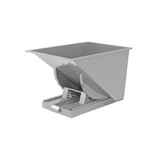 Výklopný kontejner Spectra, 150 l, šedý