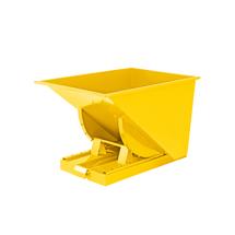 Výklopný kontejner Spectra, 150 l, žlutý