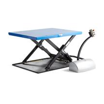 Zvedací stůl, nízký, 1000 kg, 1450x1140 mm
