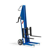 Mini zdvihací vozík 120 kg, výška 95-1050 mm