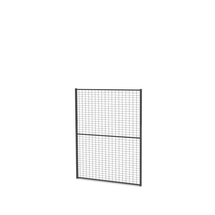 Bezpečnostní oplocení X-Guard, panel V 1300 x Š 1000 mm