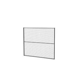Bezpečnostní oplocení X-Guard, panel V 1300 x Š 1500 mm