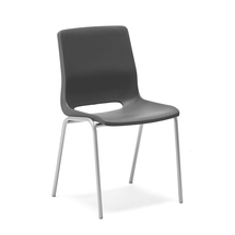 Židle Ana, tmavě šedá