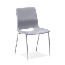 Židle Ana, světle šedá