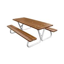 Piknikový stůl, 1800x1300x600 mm